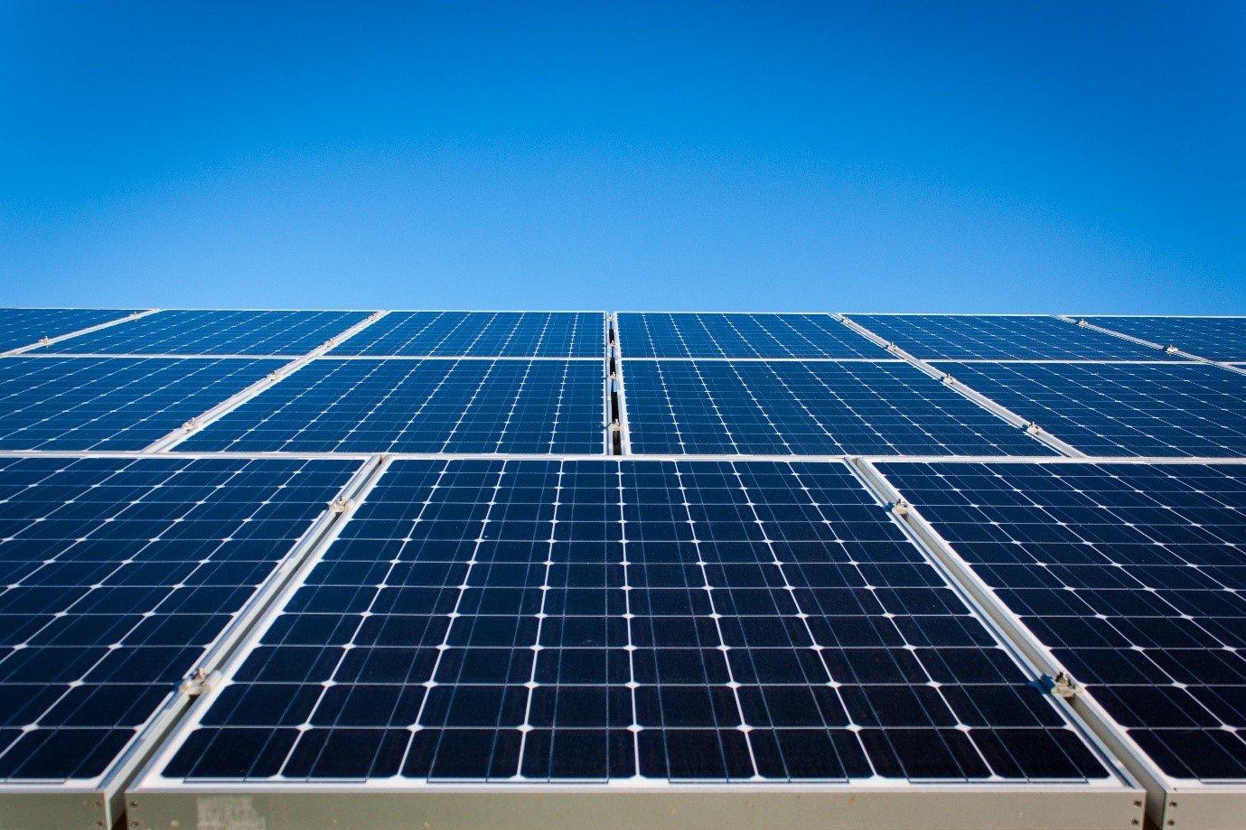 Tarkett Blog - Duurzaamheid afbeelding zonnepanelen
